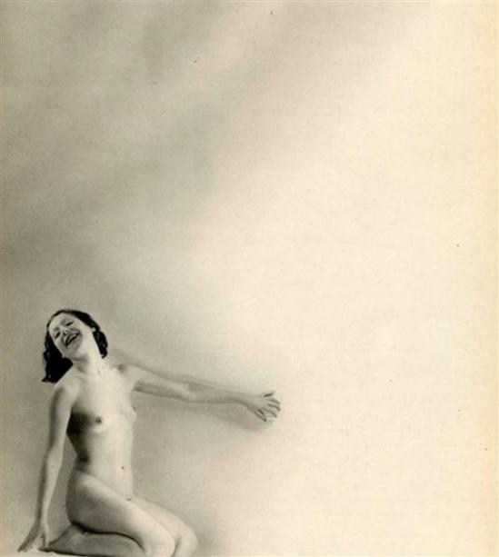 Laure Albin Guillot - Nu Douze Chansons de Bilitis de Pierre Louÿs en 1937