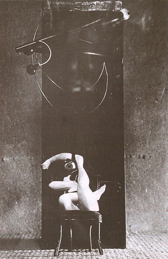 Libor Fára - Dotky (foto objecktu),  1947