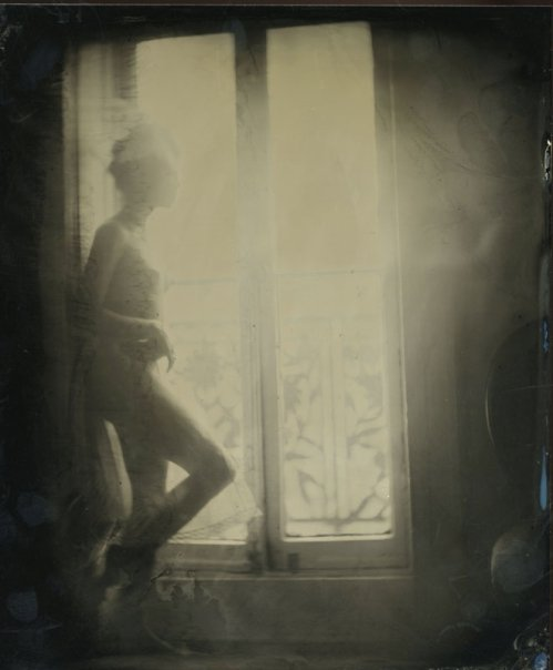 Mark Sink- NYC Chelsea Hotel 09 (Technique- Wet Plate)