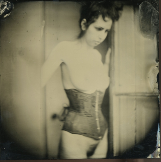 Mark Sink- nyc, wetplates 2009