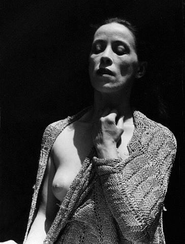 Imogen Cunningham-  Martha Graham, 1931