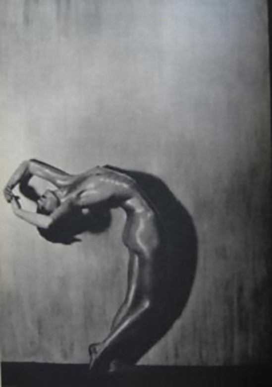 Maurice beck-La danseuse,1933