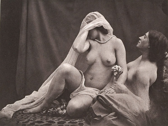 Oscar G. Rejlander- Two Ways of Life, 1857