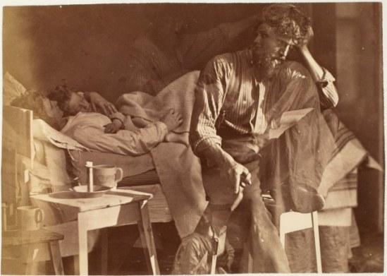 Oscar Gustav Rejlander - Hard Times, 1860