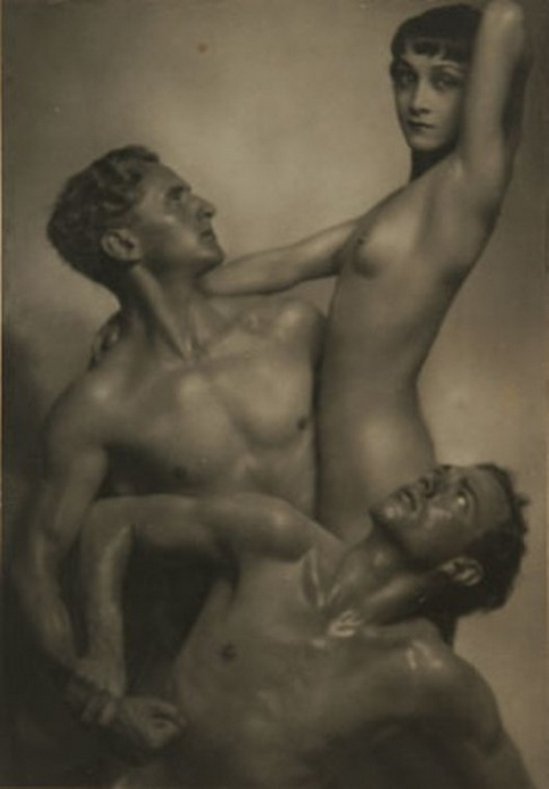 Pal Funk Paul Angelo - dancers, 1925's