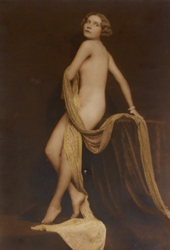 Pal Funk Paul Angelo – Nude, 1930s