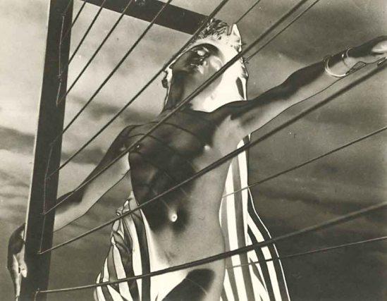 Paul Heismann - Experimental Nude, 1930s