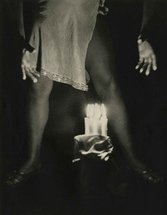 Peter Martin - Figure #1,  Greenwich Village Nudes, 1951