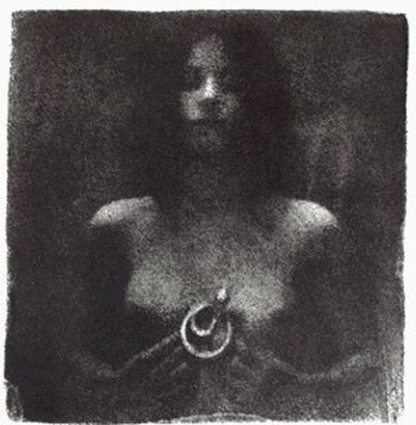 Robert Demachy, Buste, 1906