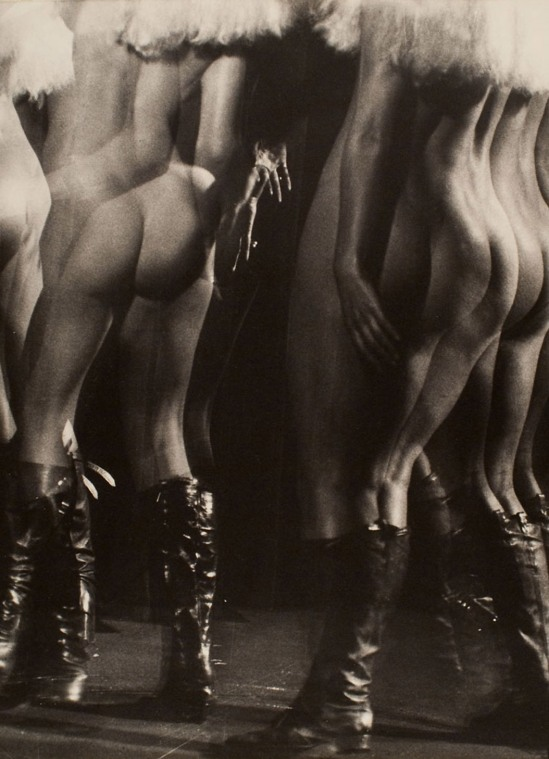 Václav Chochola- Crazy Horse Saloon, Paris ,1968