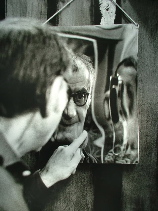 Václav Chochola – Man Ray, Paris 1968