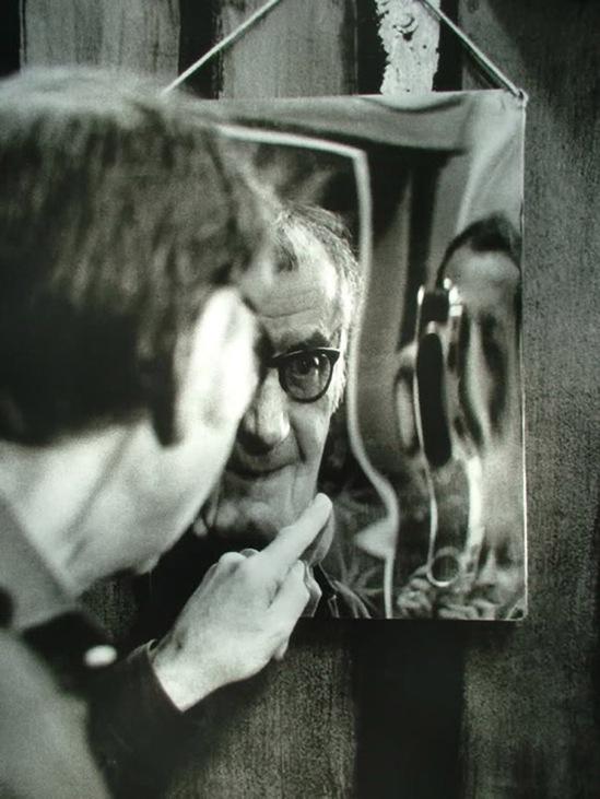 Václav Chochola – Man Ray, Paris 1968