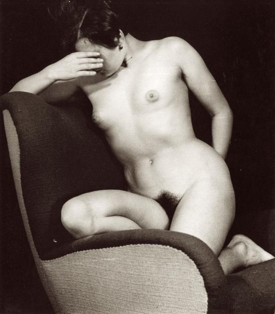 Václav Chochola -Nude, 1950