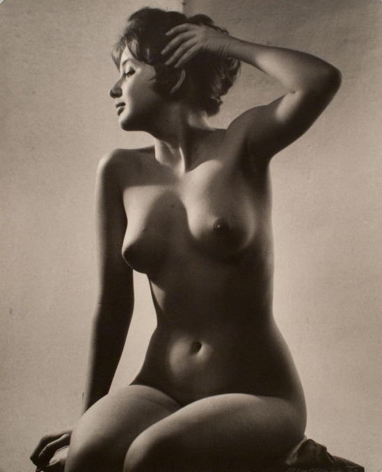 Václav Chochola -Nude, 1960