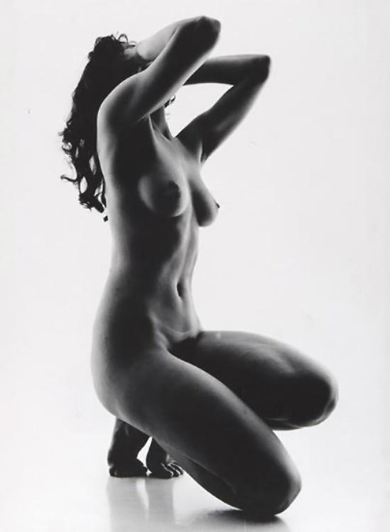 Václav Chochola -Nude, 1970