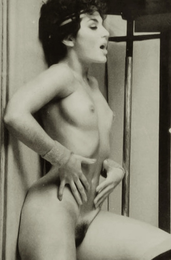 Václav Chochola Untitled (Nude at crazy horse),  1965