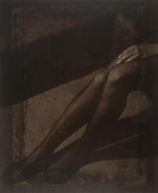 © Vladimir Židlický-Photographie d'après Michelange (Fotografie podle-Michelangela) 1984