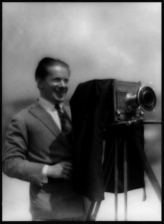 Vydareny Ivan Angelo portrait, vers 1935