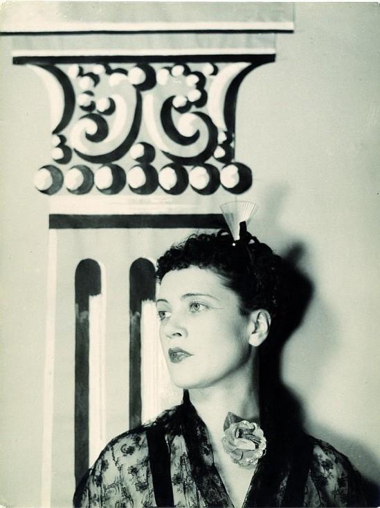 Werner Rohde - Nana Renata Bracksieck, 1930
