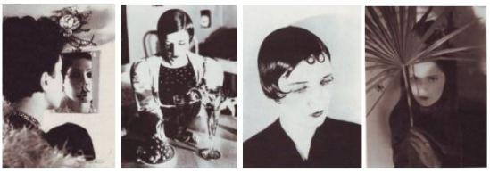 """Werner Rohde """"Nana"""" Renata Bracksieck, 1933-34"""