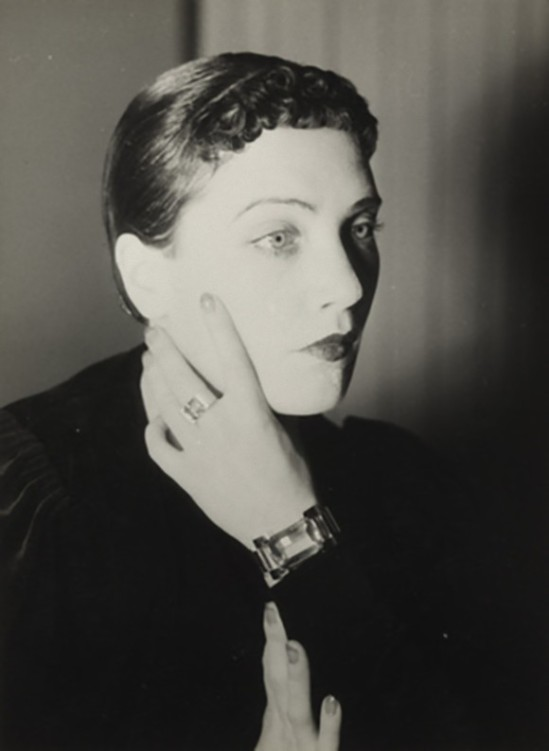 Werner Rohde - Untitled, model Renata Bracksieck, 1934