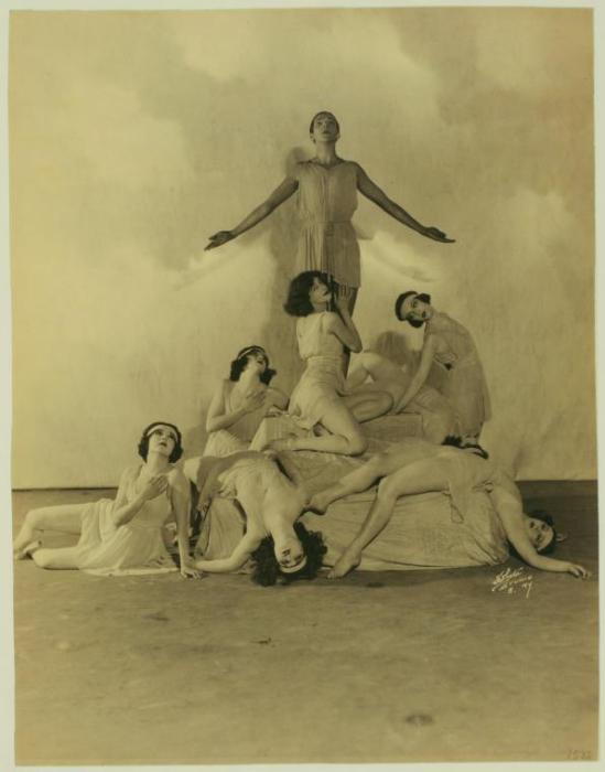 White Studio (New York, N.Y.)- Doris Humphrey, Charles Weidman and Denishawn dancers in Sonata Tragica,1923  ,