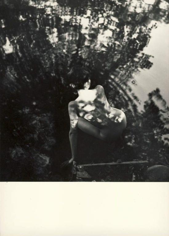 Zdeněk Virt - Akty, Prague. ( 15 tirages argentiques de nus féminins). Orbis, 1967 plate 10