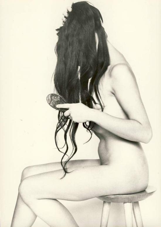 Zdeněk Virt - Akty, Prague. ( 15 tirages argentiques de nus féminins). Orbis, 1967 plate 2