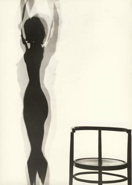 Zdeněk Virt - Akty, Prague. ( 15 tirages argentiques de nus féminins). Orbis, 1967 plate 7