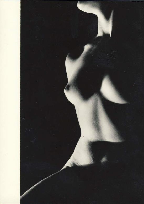 Zdeněk Virt - Akty, Prague. ( 15 tirages argentiques de nus féminins). Orbis, 1967 plate 8