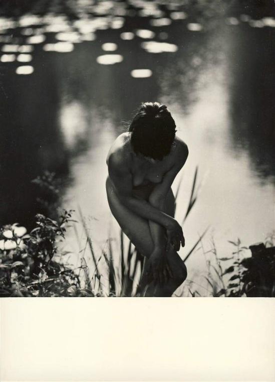 Zdeněk Virt - Akty, Prague. ( 15 tirages argentiques de nus féminins). Orbis, 1967 plate 9