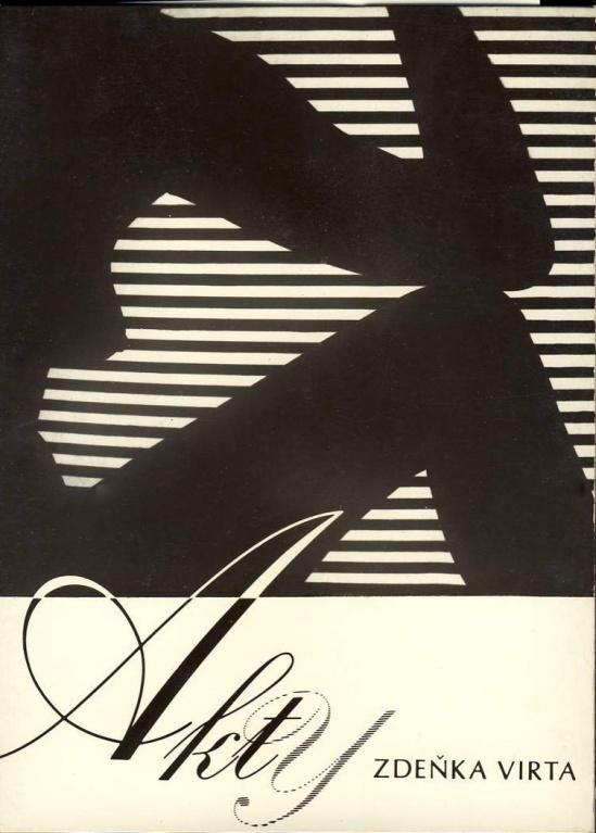 Zdeněk Virt - Akty, Prague. ( 15 tirages argentiques de nus féminins). Orbis, 1967