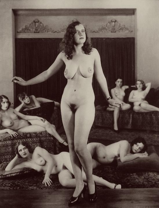 Albert Arthur Allen- from portfolio Premier nudes, 1930 Oakland, California.1923