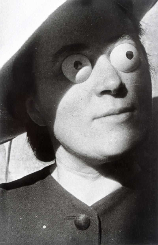 Anton Stankowsk die imaginären Porträt Augen, 1927 from Fotografien Photos 1927-1962 by Stankowski, Anton Tashen edition