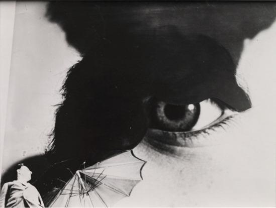 Anton Stankowski- Foto-Auge, II 1927