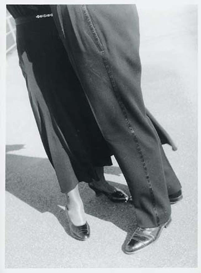 Anton Stankowski- Man and woman, 1930