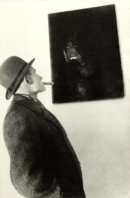 Anton Stankowski. Mecky Messer, 1928