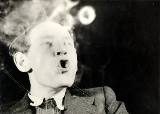 Anton-Stankowski-self-portrait, 1930s