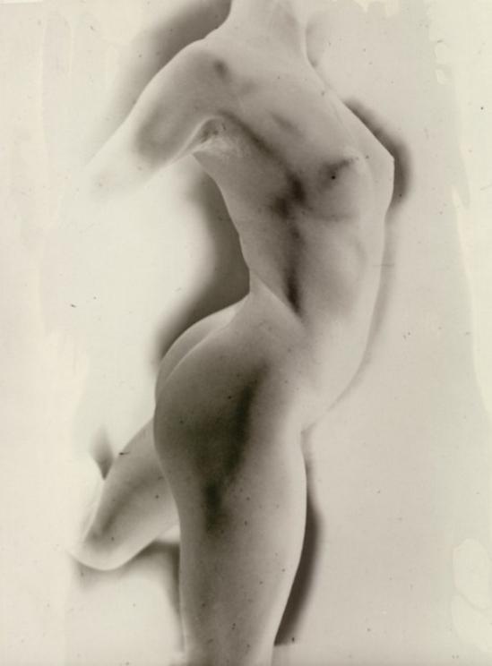 Edmund Kesting - Bild mit Glaskugel 'Bildbauwerk', 1923 -1924