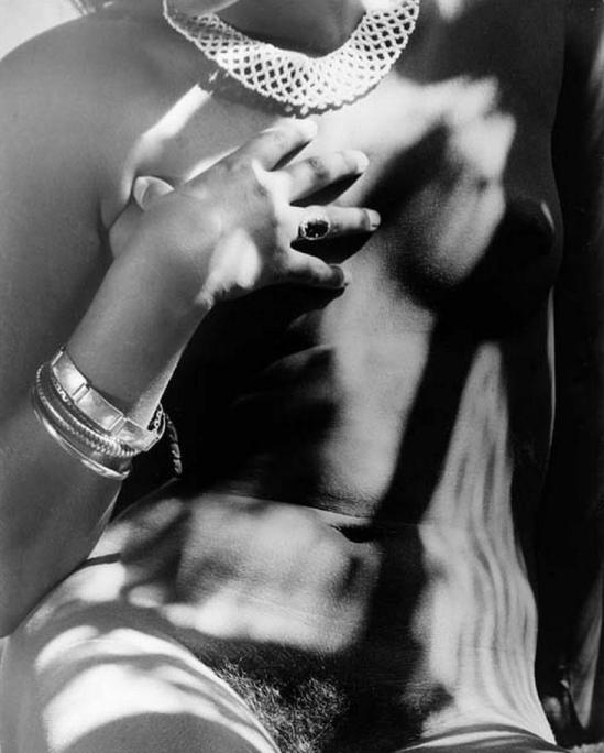 Edmund Kesting- Nude, 1932