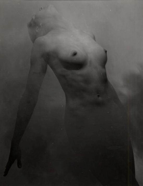 Erwin Blumenfeld – Nu, New York,  1945
