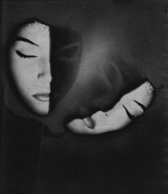Erwin Blumenfeld-Marua Motherwell , 1941 version I
