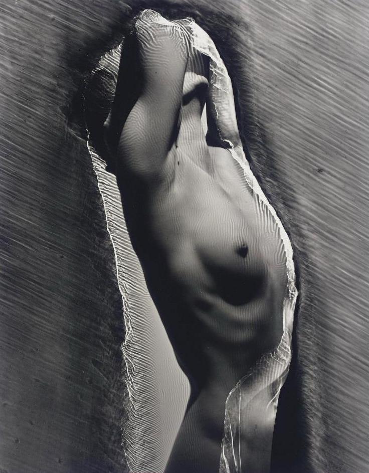 Erwin Blumenfeld Nude. .1947