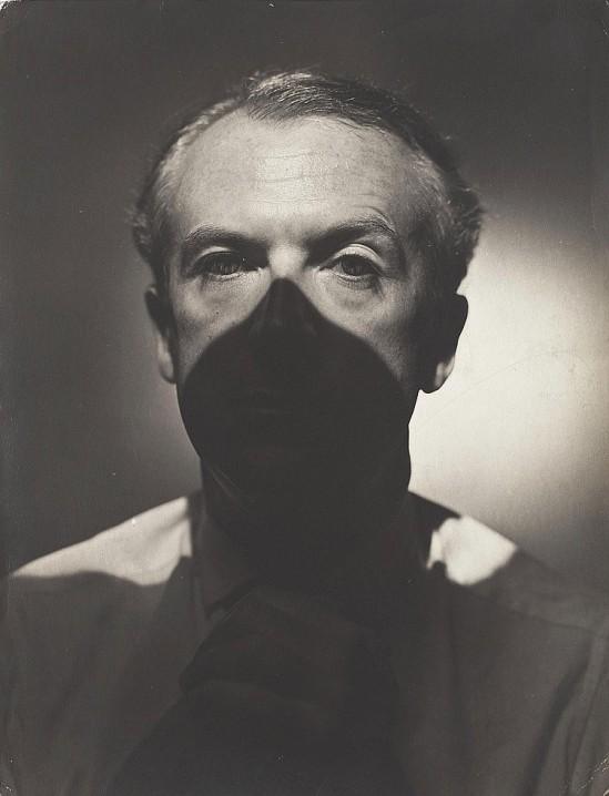 Erwin Blumenfeld Portrait of Cecil Beaton, 1945