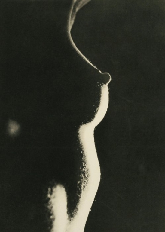 Erwin Blumenfeld -  Untitled 1937