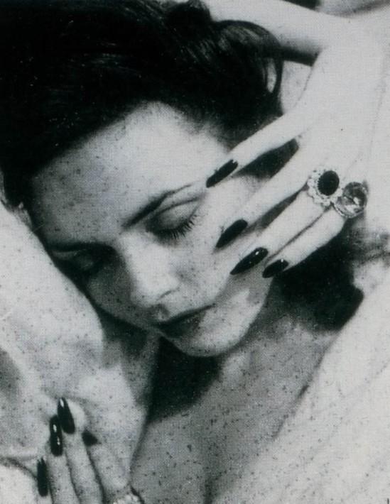 Jacques-Henri Lartigue – Florette Ormea, Paris Janvier 1944 4