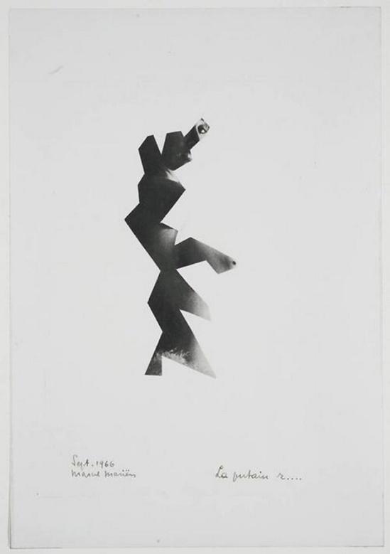 Marcel Marien -La Putain r… ,1966