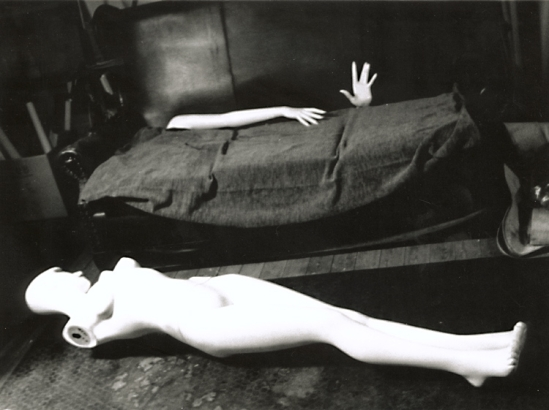 Marcel Marien -Projet de Crime Plus ou Moins Sadique (More or Less Sadistic Crime Project),1992