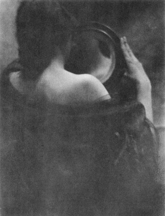 Edward Steichen -The Mirror , 1902