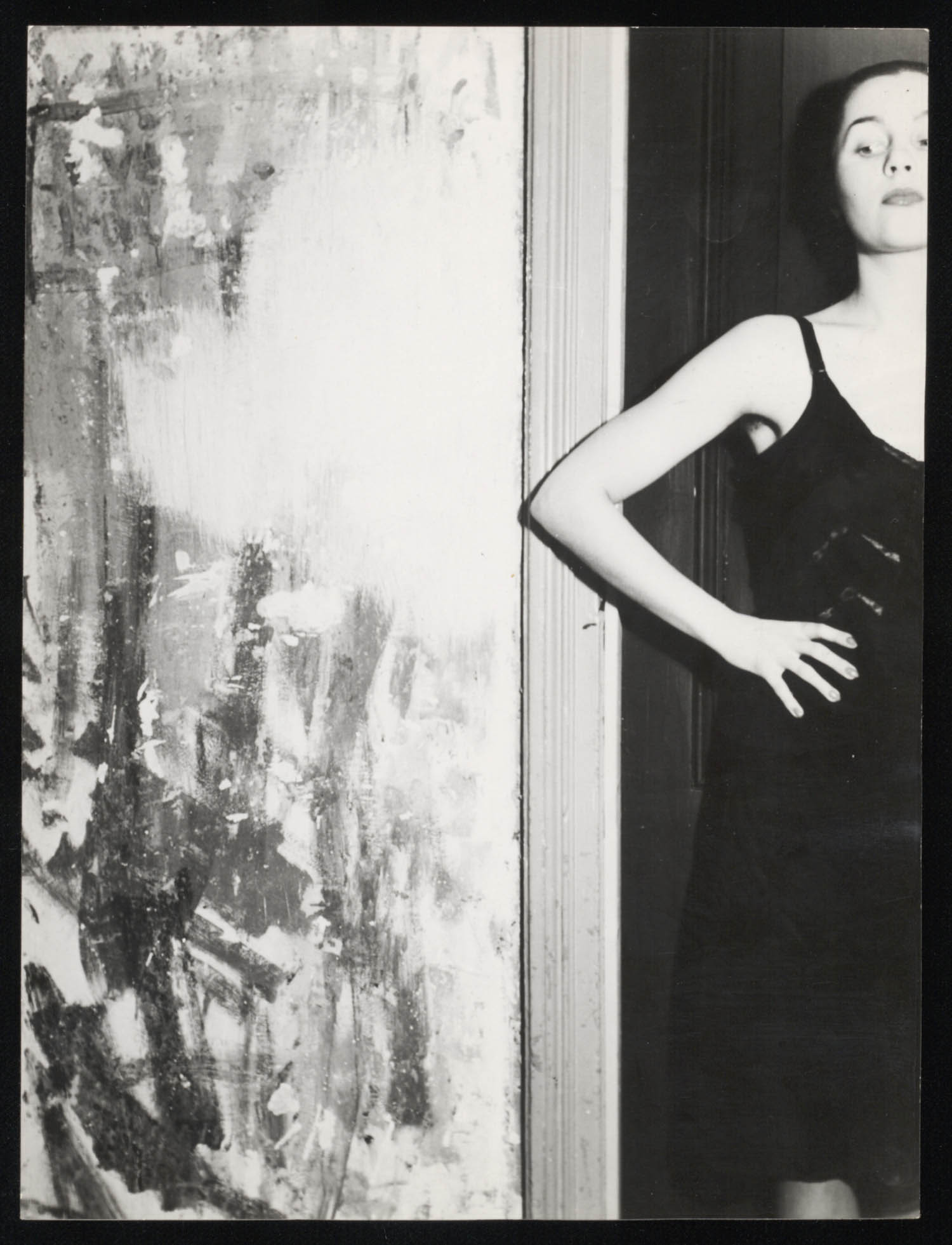 Wally Elenbaas- Doris , 1953